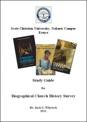 Church History Study Guide